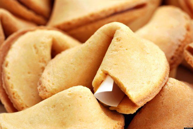 şans kurabiyesi
