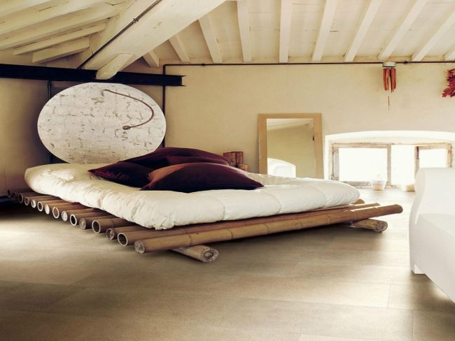 bambu yatak