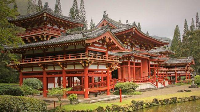 budist tapınağı