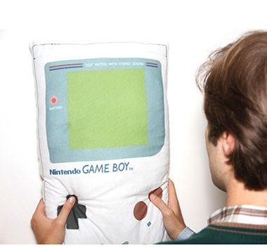 gameboy yastık