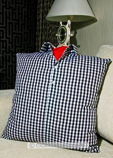 gömlek yastık