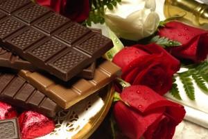 gul ve cikolata