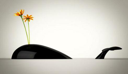 özel tasarım vazolar