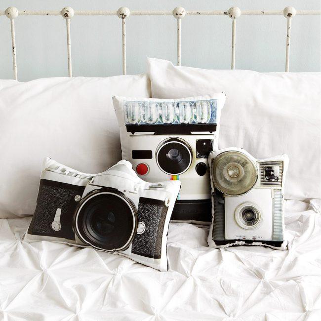 kamera yastık