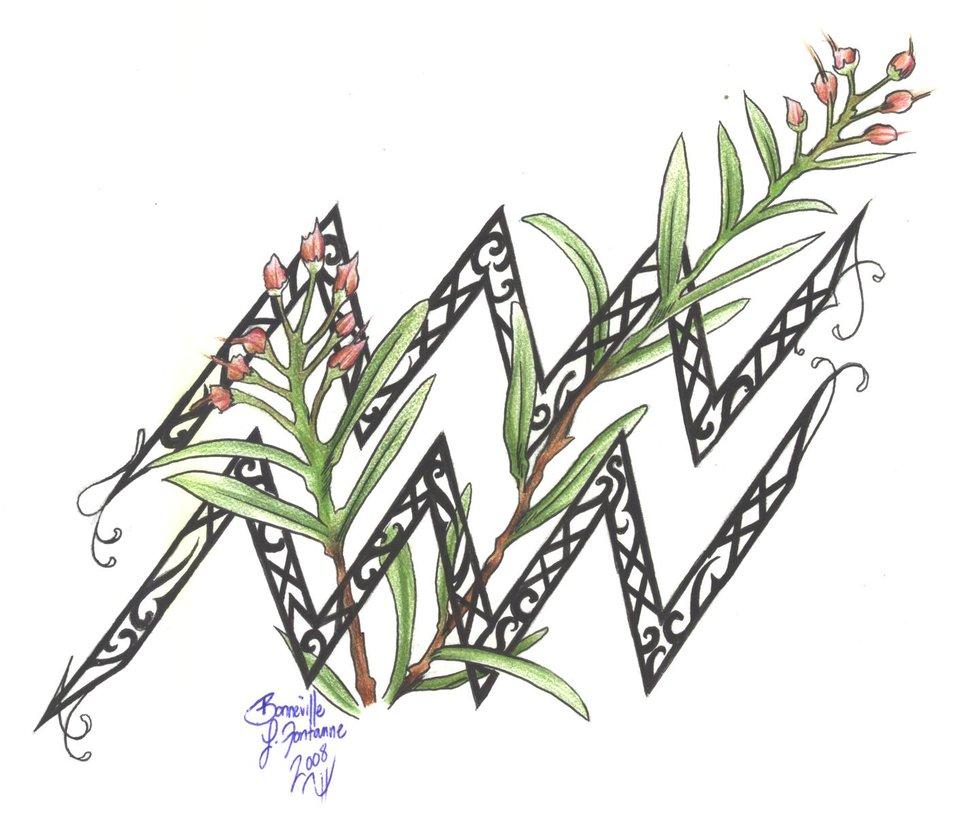 kova burcu için çiçek