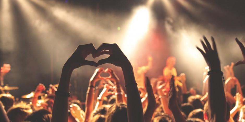 sevgililer günü konseri