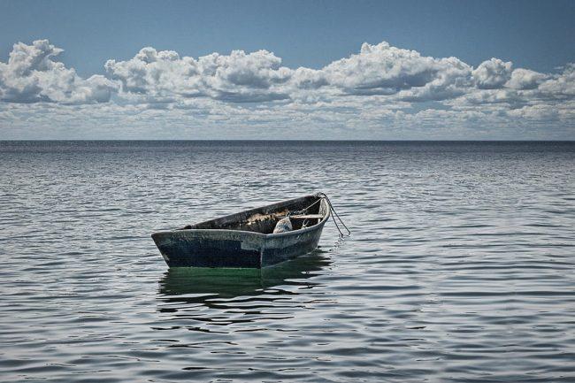 tekne ile okyanusa açılmak