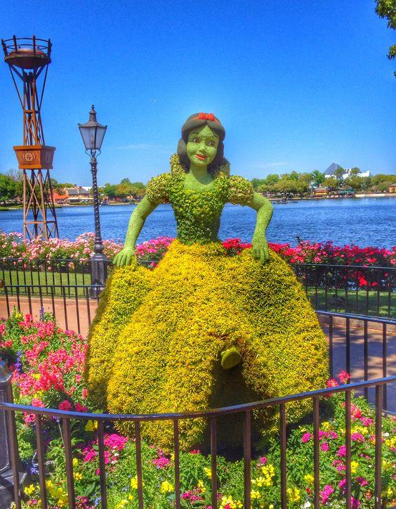 topiary pamuk prenses