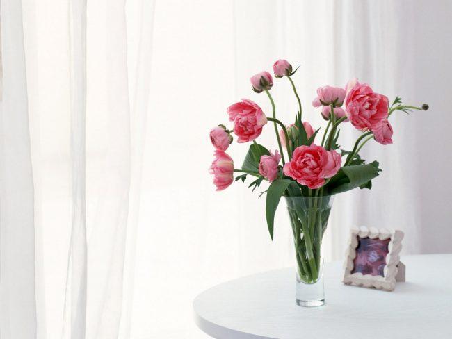 vazo çiçeğini nereye koymalı