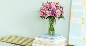 öğretmene çiçek