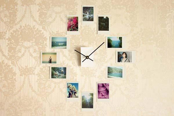 fotoğraflarla saat