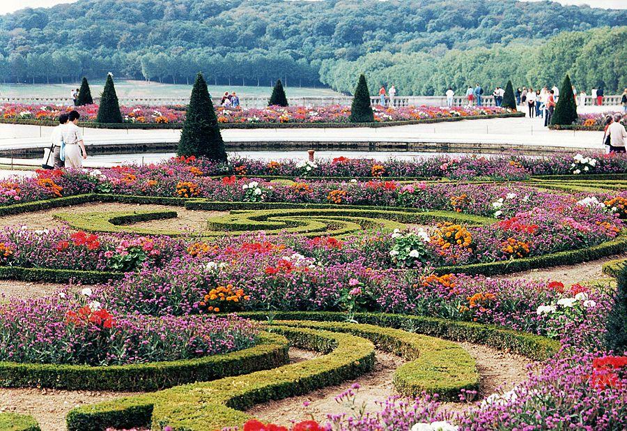 Versay Sarayı Bahçesi
