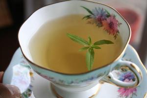 mine çiçeği çayı
