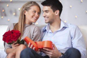 sevgiliye hediye seçmek