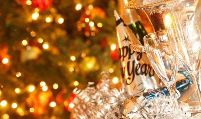 yeni yıl yemeği