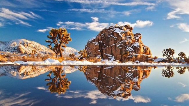 kar ve doğa