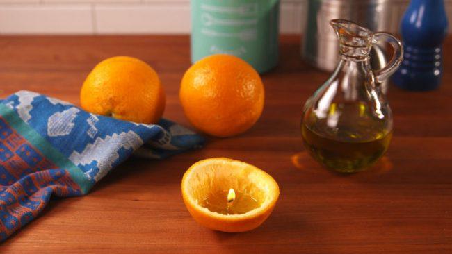 portakal mum