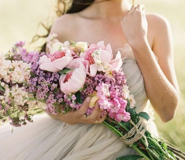Matthiola gelin çiçeği
