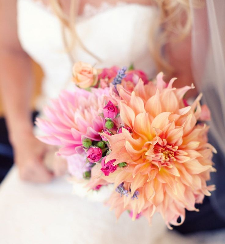 dalya düğün çiçeği