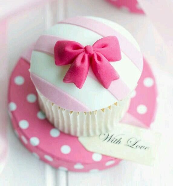 şeker hamurlu cupcake
