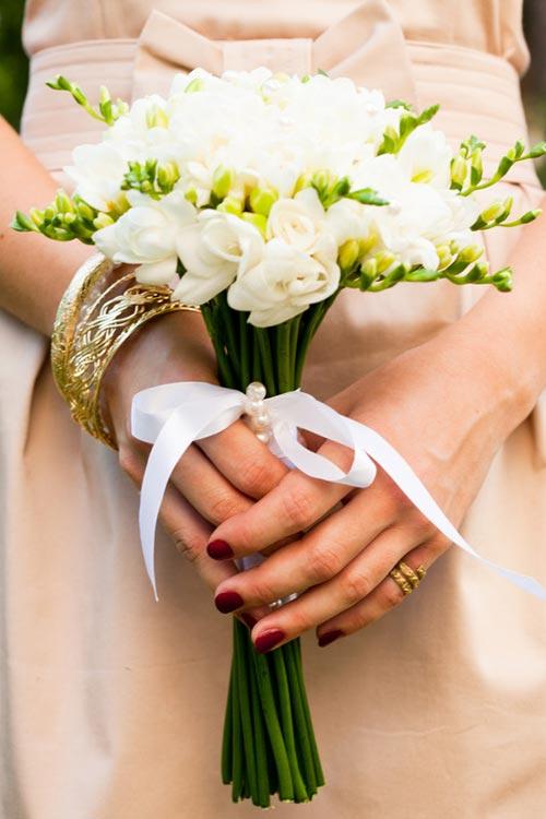 frezya düğün çiçeği