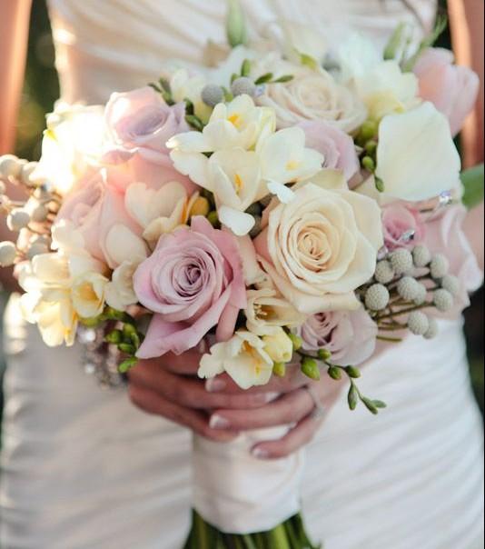 frezya düğün buketi