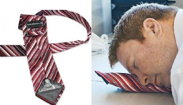 şişme yastık kravat