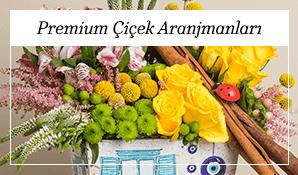 premium çiçekler