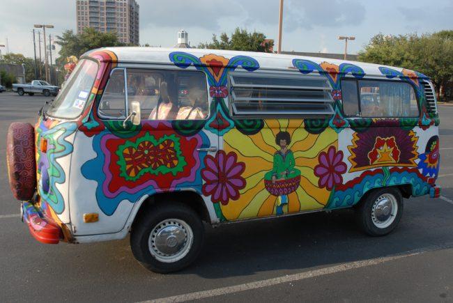 hippi araba