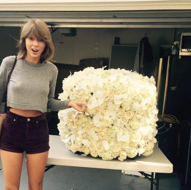 büyük çiçekler