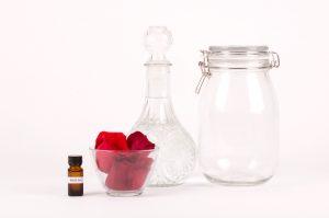güllerle parfüm