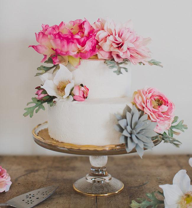 düğün için pasta yapmak