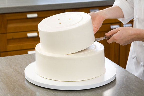iki katlı pasta yapmak