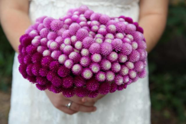 gelin buketi medine çiçeği