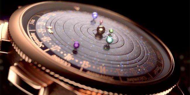 astronomik saat tasarımı