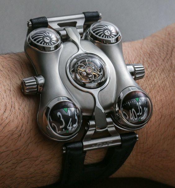 ilginç saat tasarımları