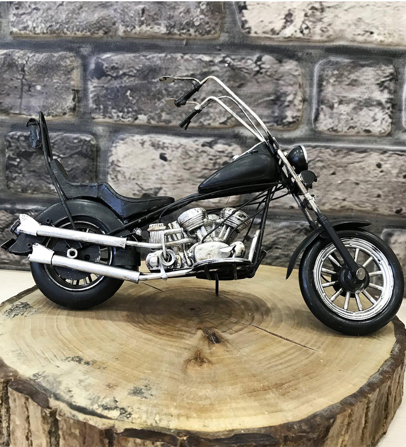 Nostaljik motorsiklet