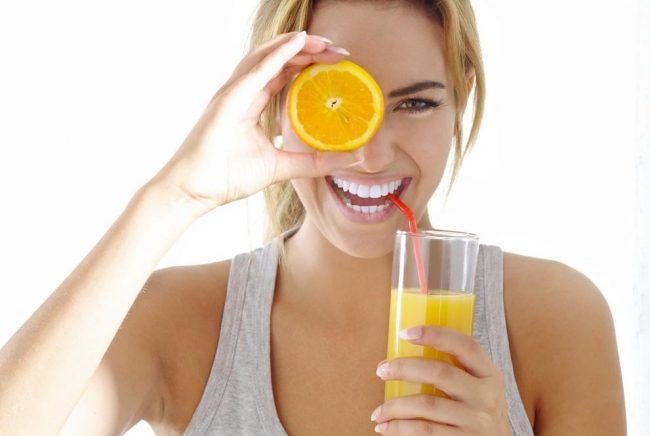 portakalın enerjisi