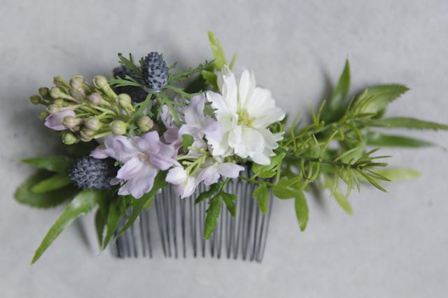 çiçekli toka yapımı