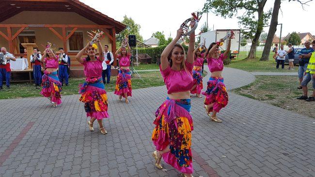 macaristan çiçek festivali