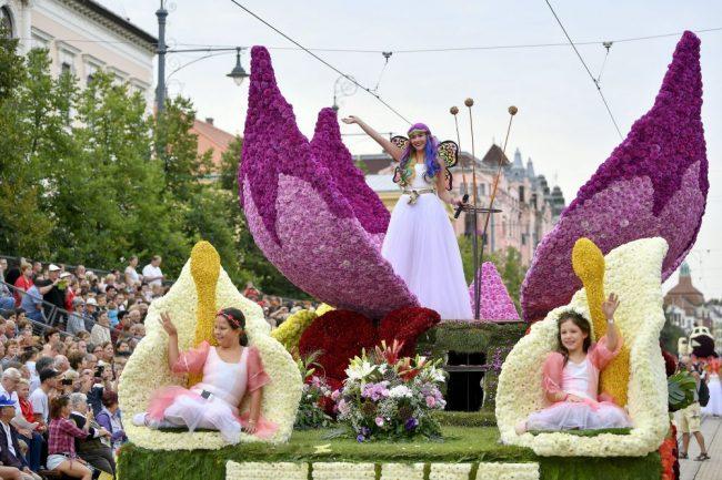 48. Debrecen Çiçek Karnavalı