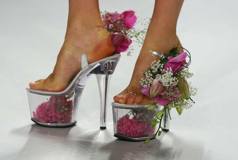 ilginç ayakkabılar