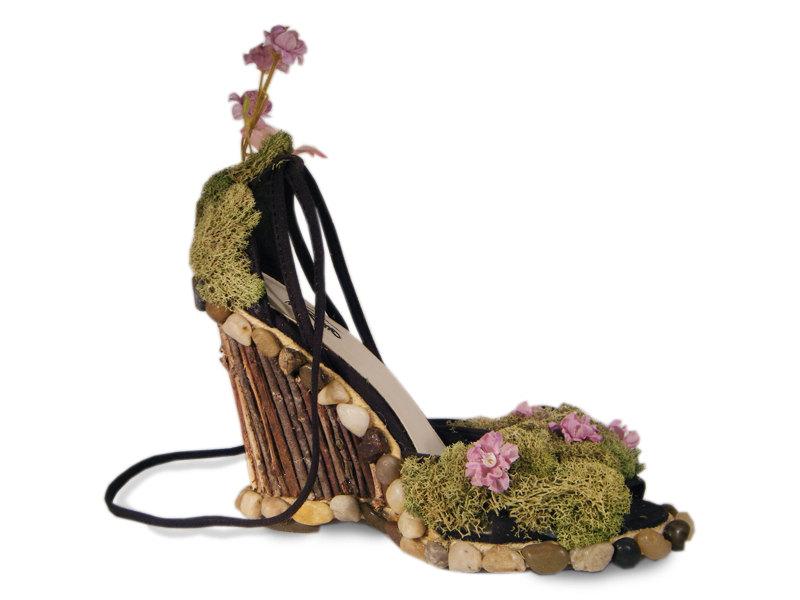 ağaç ayakkabı