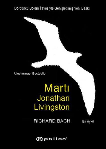Martı Jonathan Livingstone - Richard Bach