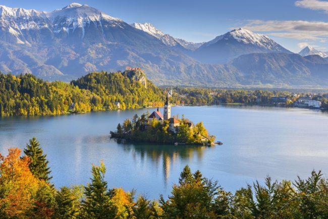 bled gölü