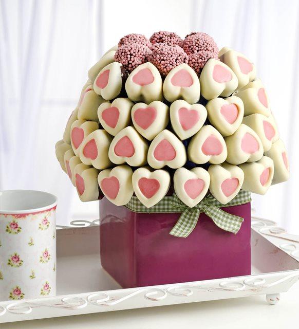 kalpli kek aranjmanı