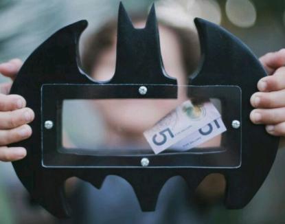 """Süper Kahraman """"Batman"""" Kumbara"""
