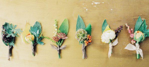 Yaka Çiçeği Yapımı