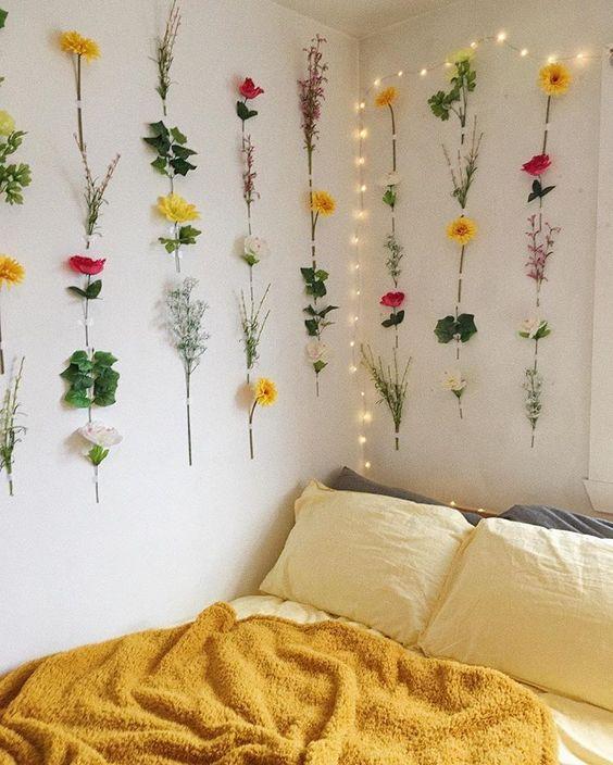 yatak odası duvar süslemesi