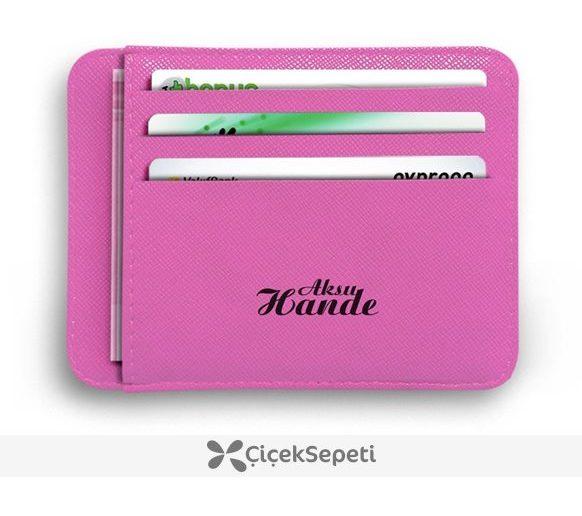 kişiye özel cüzdan